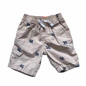 Joe Fresh gorilla print shorts 3T